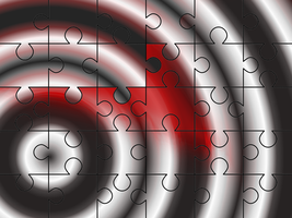 Red Ring Puzzle by The-Lost-Hope