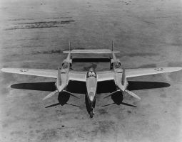 P38 On Ground by mean