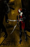 CT: Bloodrayne. by RoCueto