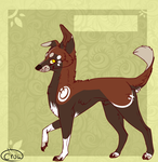 CanineAdoptable (OPEN) by TheCrowButt