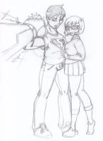 Crossover YJ with Mystery Inc by CrazyCowProductions
