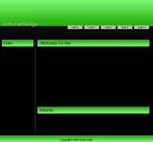 Green Layout by joshcartledge
