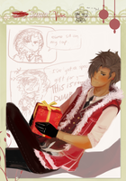 ToDA: inSERT EMBARASSING SANTA PUN HERE by Jahzz