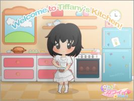 Welcome to Tiffany's kitchen! - Commission by RinaShuu