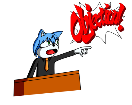 AT: Objection! by XalenTheWolf
