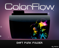 Colorflow Daft Punk III by pierloc