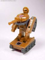 Transformers toy by ZhaneAugustine