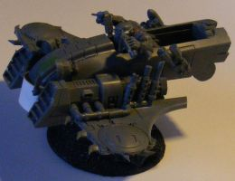 my Ork Piranha3 by Woe-Bringer