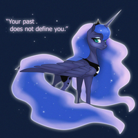 Princess Luna by Sugarcup91