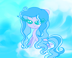 Sea Shimmer by CloudsofCrystal
