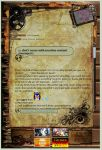 Journal CSS Steampunk-gothic by BulletSD