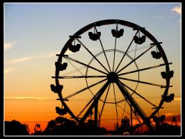 Ferris Wheel by Forsak3n89