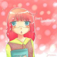 Sweet Valentine by JacquezMin