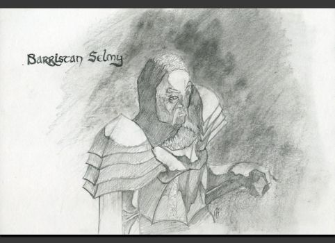 Game of Thrones: Barristan Selmy by Wissorl