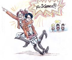 For Science!!! by Lillooler