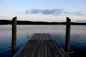 Where The Dock Ends. by xxzimmer483xx