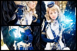Aion - Channeling by elliria