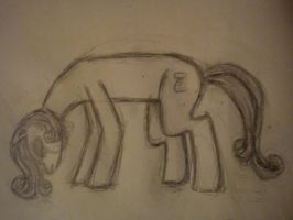 First MLP drawing I ever made :P by swedishpancaces