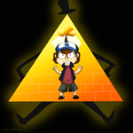 Bill's Food Pyramid by HezuNeutral