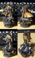 WH40K - Inquisitor Masters WIP by renzoku