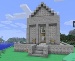 Temple by scotis