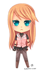-- Chibi commission for BMigi -- by Kurama-chan