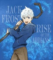 Jack Frost by CATGIRL0926