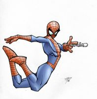 Spidey by Fooray by TheNass