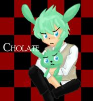 Pet Society: Mint Cholate by Vulpixi-Misa