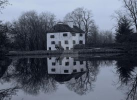 Philipsburg Manor from The Legend of Sleepy Hollow by ArtieWallace