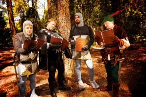 Robin Hood: Let me see the script! by EmperorMossy