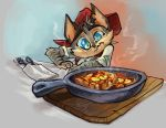 Bread Pudding by FablePaint