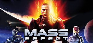 Mass Effect Steam Grid Icon by LordReserei