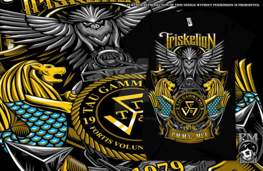 Pmms Triskelion by Pmgraphix0612