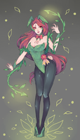 Battle Bunny Zyra by berrycoat