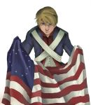 APH: ribbons of the flag by invisikid