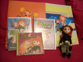 Kim Possible collection by rumiko18