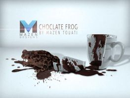 Choclate Frog !! by MazenDesignes