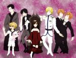 Ouran's Welcome by HostClub