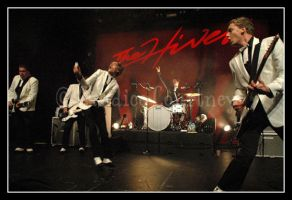 The Hives -4- by ozrock79