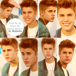 Pack de fotos de Justin Bieber *w*... by mcbiebs