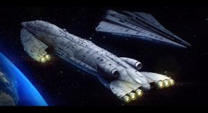 Star Wars - Mon Calamari Against The Empire by AdamKop