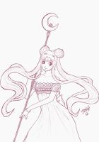 Serena, Princess of the Moon by DeadPeppermint