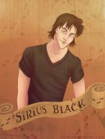 Sirius Black by ggns