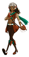 Ilinca's Fall Outfit by Yelsah