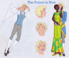 The Prince In Blue by Morloth88