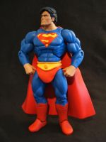 MOTUC custom Superman 2 by masterenglish