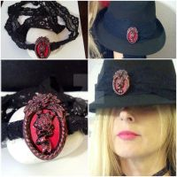 Complement Gothic hat by Bechic2015
