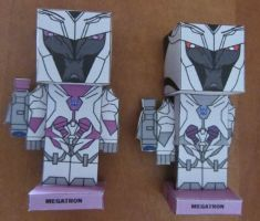 Darkness Rising Megatrons by aim11