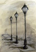 Lamp Posts by SChappell